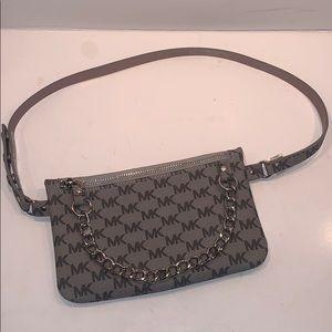 Michael Kors Fanny Pack Belt Waist Bag 554131 New